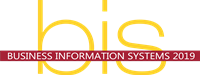 22nd International Conference on Business Information Systems